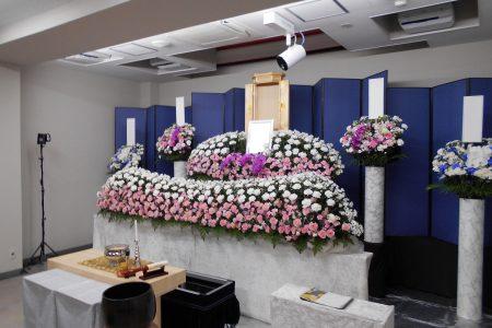 一般的な葬儀の手順