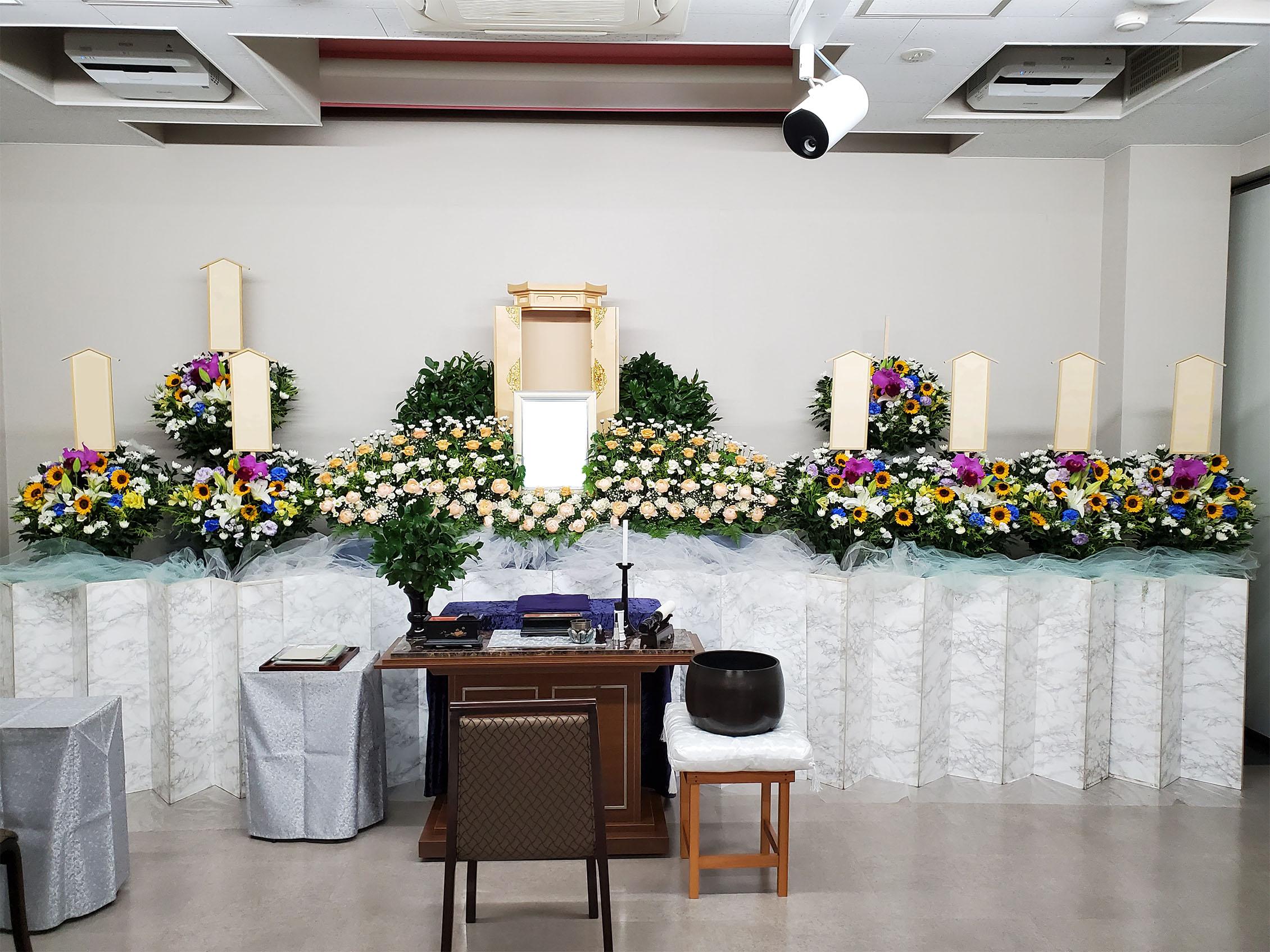 まこと葬祭 土棚斎場